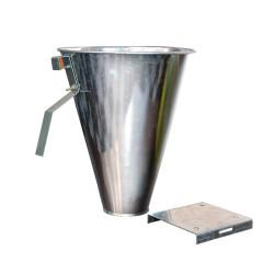Vykrvovací trychtýř - velikost M
