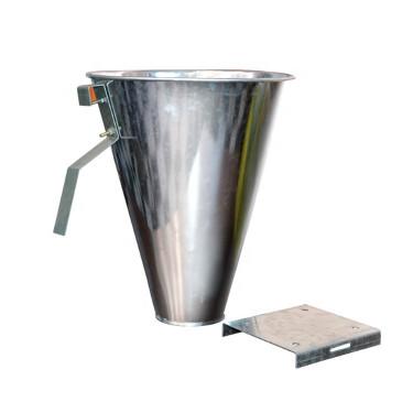 Vykrvovací trychtýř - velikost S