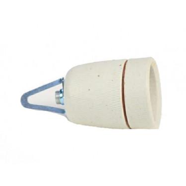 Objímka AGROFORTEL OB1 pro keramické žárovky bez přívodního kabelu