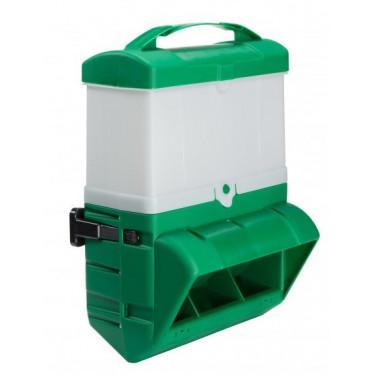 Krmítko CLEVER pro drůbež plastové 10 litrů