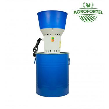Elektrický šrotovník na obilí AGF-60 | 1,2 kW, 60 litrů