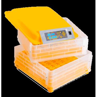 Automatická digitální líheň YZ-96. Pro 96 vajec.