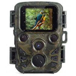 Fotopast - 16 MP - Full HD - 20 metrů, AGF-H-501