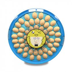 Plně Automatická digitální líheň S52. Pro 52 vajec.