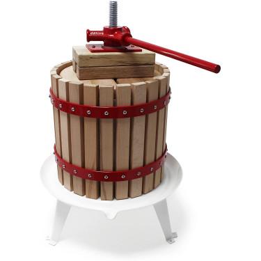 Dřevěný LIS NA OVOCE - moštovač - 30 litrů