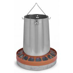 Gaun - plastový ochranný kruh pro Tubusové krmítko pozinkované - 20 kg