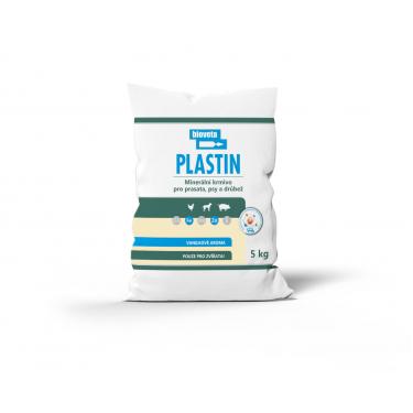 PLASTIN 5 KG DOPLŇKOVÉ MINERÁLNÍ KRMIVO