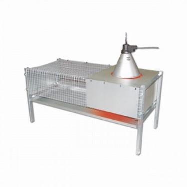 Odchovna drůbeže - umělá kvočna - AGROFORTEL OD2 - 101x54x51cm