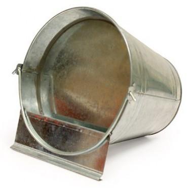Kbelíková napáječka kovová - 6 l