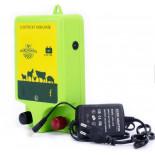 Zdroj elektrických impulzů pro elektrický ohradník - 2 J. Pro elektrický síťový zdroj 230V. Ohrada 20 km.