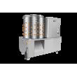 Škubací stanice AGF-P-50 - škubačka + spařovací kotel