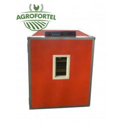 Plně automatická profesionální skříňová líheň AGF-196 pro 196 vajec. S regulací vlhkosti.