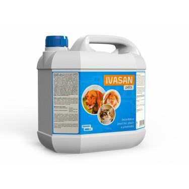 Ivasan koncentrát - 3 litry - desinfekce