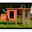 Dřevěný kurník VALENCIE, 1030x750x1820 mm