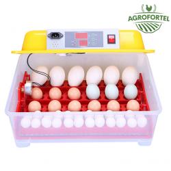 Automatická digitální líheň WQ-24. Pro 24/96 vajec.