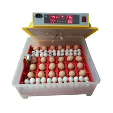 Automatická digitální líheň WQ-36. Pro 36/144 vajec.