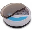 Poloautomatická mini digitální líheň YZ9-9 s digitálním teploměrem. Pro 9 velkých vajec.