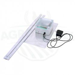 Automatická dvířka na kurník-komplet DUAL-baterie+adaptér