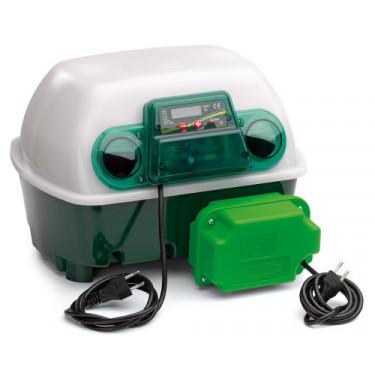 Automatická digitální líheň kuřat, drůbeže COVINA ET 12 s dolíhní.