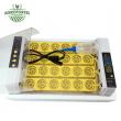 Automatická digitální líheň YZ24A. Pro 24 vajec.