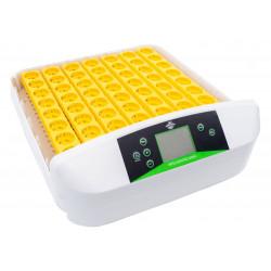 Automatická digitální líheň YZ56A. Pro 56 vajec.
