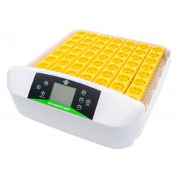 Automatická digitální líheň YZ56S s LED držáky. Pro 56 vajec.